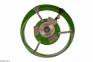 Аппарат для сахарной ваты газовый VataPlus зеленый 1