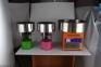 Аппарат для сахарной ваты газовый VataPlus зеленый 0