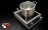 Плита индукционная КИЙ-В Трейд H35G-P3X 1