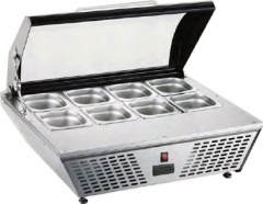 Витрина для мороженого FROSTY RTD-67L