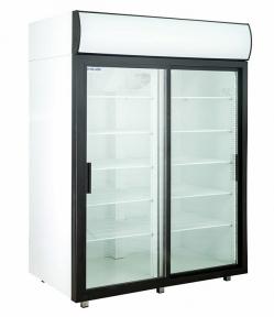 Холодильный шкаф Polair DM110Sd-S 2.0