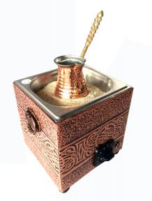 Кофеварка на песке Ankemoller KMK Mini