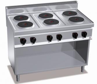 Плита электрическая Bertos E7P6M
