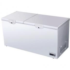 Ларь морозильный EWT INOX CF520SD+ крышка inox