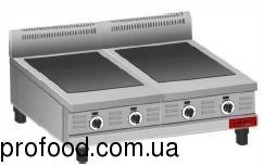 Плита электрическая* Inox Electric 2SC/2E  CERANE 600