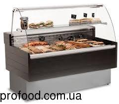 Витрина холодильная* DGD Kibuk100 (K100VVC)