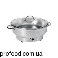 Чафиндиш настольный круглый HENDI Savoi 239902