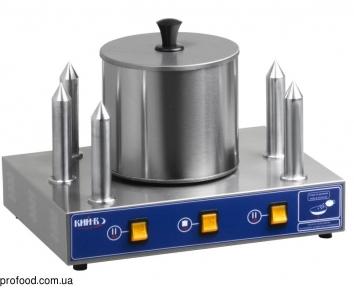 Аппарат для приготовления хот догов КИЙ-В АПХ-Ш